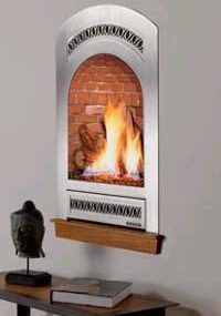 Great Photo Gas Fireplace tile Concepts Almost as much as we all protest in relation to wintertime through New york, there are several upsid Small Gas Fireplace, Suspended Fireplace, Direct Vent Gas Fireplace, Craftsman Fireplace, Black Fireplace, Stove Fireplace, Faux Fireplace, Fireplace Remodel, Fireplace Inserts