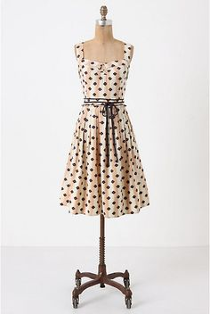 "De Chelly dress from Anthropologie    Worn by Quinn Fabray in Season 2 ""Silly Love Songs"" and ""Original Song"""