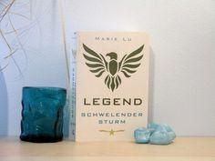 angeltearz liest: [Rezension] Legend - Schwelender Sturm von Marie Lu