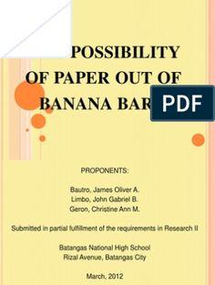 Banana Peelings as Dishwasher(Science Investigatory Project) Investigatory Project, Project Free, National High School, Peeling, Word Doc, Science Fair, Banana, Words, Projects