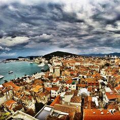 Split in Splitsko-Dalmatinska Županija