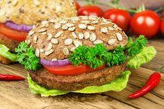 Vegan Burger di Lenticchie.