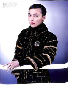 """G-Dragon for """"Vogue: Korea"""" 20th Anniversary [PHOTO] - bigbangupdates"""