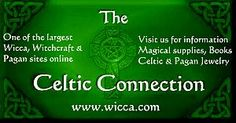 Wicca | Witchcraft, Wiccan and Pagan Index | Celtic Connection