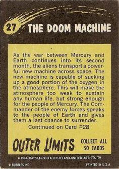 27 The Doom Machine