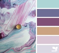 CULINARY COLOR { color serve } April 21 2018 #designseeds