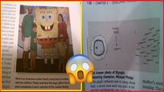 Hilarious Things You Can Find in Textbooks 😱😓😱 Textbook, Comedy, Hilarious, Youtube, Comedy Theater, User Guide, Entertaining, Hilarious Stuff, Funny