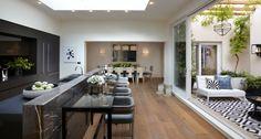 indoor outdoor kitchen designs   Indoor-outdoor kitchens