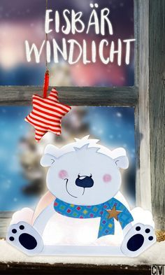 Bäriges Windlicht für den Winter - New Ideas Christmas Crafts For Kids To Make, Dollar Store Christmas, Great Christmas Gifts, Holiday Gifts, Christmas Diy, Christmas Ornaments, Globe Crafts, Diy And Crafts, Paper Crafts