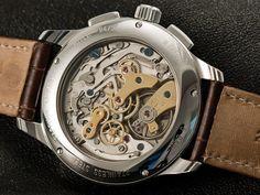 Nivrel Watches - Le Chronographe Replique II Edition Replique