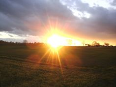 Country Roads, Celestial, Sunset, Outdoor, Room Interior Design, Dekoration, Outdoors, Sunsets, Outdoor Games