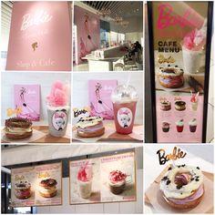#barbieomohara #barbiecafe #barbiecake #barbiesweets #omohara #harajuku #barbie #barbiestore