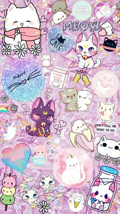 Unicornios Wallpaper, Cute Emoji Wallpaper, Cute Pastel Wallpaper, Pink Wallpaper Iphone, Cute Disney Wallpaper, Trendy Wallpaper, Cute Wallpaper Backgrounds, Cellphone Wallpaper, Pretty Wallpapers