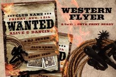 Check out Western Flyer by Ronin54 on Creative Market