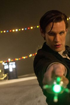 Doctor Who - The Time of the Doctor still