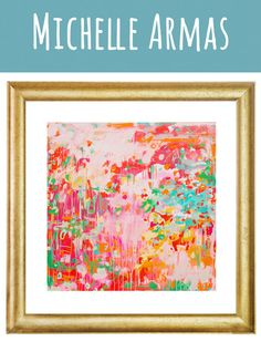 21 Places To Buy Original Art That's Actually AffordableMichelle Armas is a painter based out of Atlanta. She sells prints and original oil paintings on her website, starting at $35.