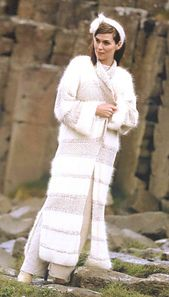 Ravelry: Connemara Coat pattern by Maggie Jackson