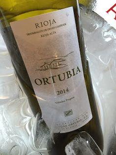 El Alma del Vino.: Bodegas Ortubia Blanco 2014                                                                                                                                                      Más