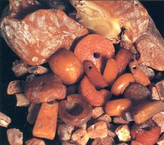 Archaeology in Europe - Amber Working Debris from Coppergate