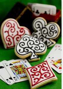 #Casino I #cookies I #cards I #baking - Ideas  #Gambling City Network: http://www.gamblingcity.com/?AD=DeePinterest