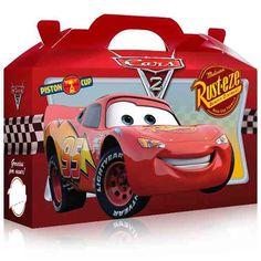 Souvenirs Infantiles Cars 2 Bolsitas Golosineras