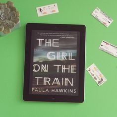 What we are reading: The Girl on the Train by Paula Hawkins. #lalilu #summerreadinglist