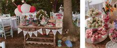 Candy bar  #mesadulce #candybar #sweet #summer #wedding #bride #macarons