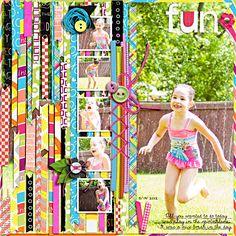 Fun - Scrapbook.com  --  (created by Heatherg) Wendy Schultz onto Digital Art.