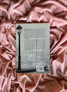 Livro ~ A sombra do Vento (Carlos Ruiz Zafón)