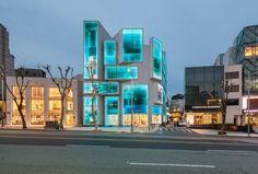 Gangnam Building Redesign by MVRDV