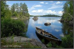 To return to Boundary Waters Canoe Area Wilderness, Minnesota Canoe Camping, Canoe Boat, Canoe Trip, Canoe And Kayak, Whitewater Kayaking, Canoeing, Wisconsin, Michigan, Places To Travel