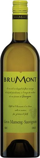 Millésime après millésime cette étiquette continue d'offrir un excellent rapport qualité-prix. Un vin léger et tout en fraîcheur. Saveurs éclatées de citron et de lime avec des notes subtiles de champignon. Haute teneur en acidité. Excellent avec les salades, le ceviche de poisson ou les fruits de mer. Dégusté: août 2014 Brumont Gros Manseng Sauvignon 2013, Cote De Gascogne - Chacun Son Vin