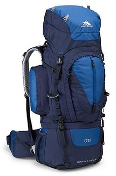2a6bf9e6420b High Sierra Appalachian 75 Internal Frame Pack