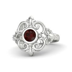 Love.  Garnets increase honesty, trust, balance, sensual and sexual openness.