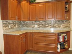 Reader Reveal: Before and After - My Parents How-to on Tackling a Tiled Backsplash