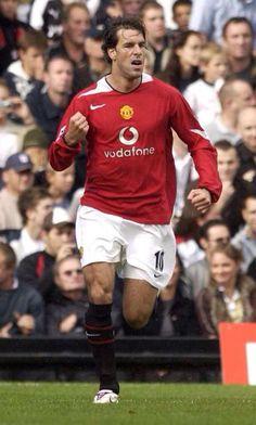 Ruud van Nisselrooy ging ook van PSV naar Manchester United.