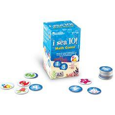 Learning Resources Joc matematic - I sea 10!