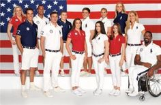 American fashion designer Ralph Lauren will be the official outfitter of the US Olympic and Paralympic Teams for London 2012, designing the opening and closing ceremony parade uniforms. #waywire #olympics2012