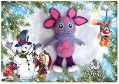 Вязаные куклы и игрушки от Lan4ik.
