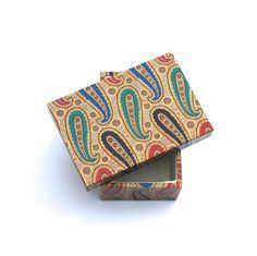 Kästchen Box Schmuckbox Schachtel Aufbewahrung Stifte von Arsunica