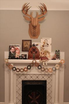Steampunk Your Halloween Decorations with These DIY Interlocking Paper Gears « Steampunk R