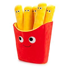Meet Fernando The Fries! - A giant helping of our favorite comfort treat! Potatos are the perfect food, capable of sustaining human life all by themselves, and