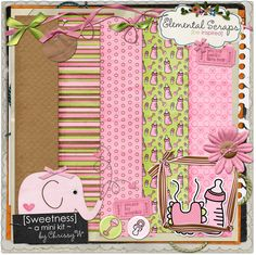 Free Digital Scrapbooking Kits   New Releases, 2 FWP offers and a new FREEBIE!