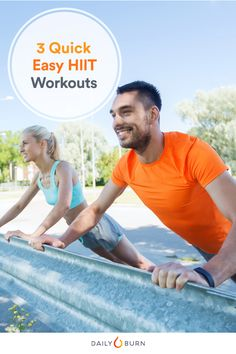 3 Quick HIIT Workouts for Beginners