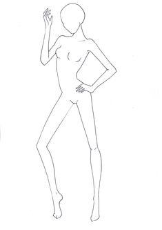 Nov 2014 - Fashion figure templates for Fashion Design and Illustration Illustration Tutorial, Fashion Illustration Template, Illustration Mode, Design Illustrations, Fashion Figure Templates, Fashion Design Template, Fashion Design Portfolio, Fashion Design Drawings, Fashion Model Sketch