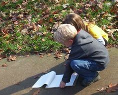 Helping children discover the joy of meaningful work | Project Based Homeschooling