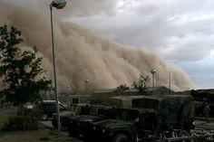 Nature's Destructive Wind Storms - Haboob