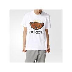 Adidas Trefoil Tee Hombres AJ8830 Negro Adidas Blanco Logo Algodón Tee Trefoil Crewneck T f43aa25 - grind.website