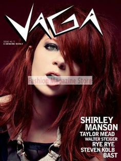 Vaga Magazine Subscription. Single Issue and annual subscription are available in resalable price at http://fashionmagazinestore.com/