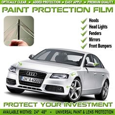 Genuine 3M Scotchgard Paint Protection Film Pre-Cut Kits 2015 Porsche 911 Turbo
